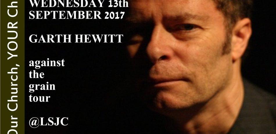 Garth Hewitt